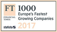 Europe's Fastest Growing Companies 2017