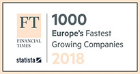 Europe's Fastest Growing Companies 2018