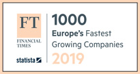 Europe's Fastest Growing Companies 2019